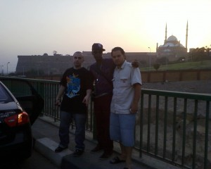Mazzi, M1 and Ayman